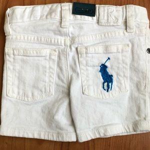 Ralph Lauren Jean shorts, size 3/3T